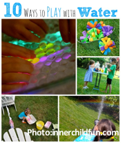 10 Water Fun Ideas