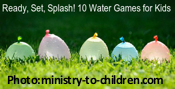 10 Water Games