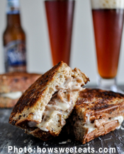 Crock Pot Pulled Por k& Grilled Cheese
