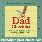 Dads Checklist Book