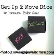 Move Dice Game