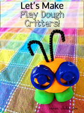 Play Dough Critters