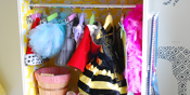 Dress Up Cupboard