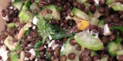 Kid Friendly Lentil Salad