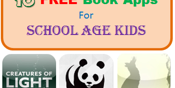 School Age Book Apps
