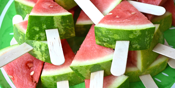Watermelon On A Stick