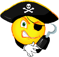 Pirate with Hook
